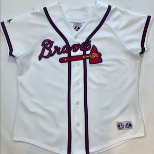Authentic Braves Jersey!